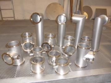 Micropallinatura metalli e pallinatura metalli for Arredamento navale usato